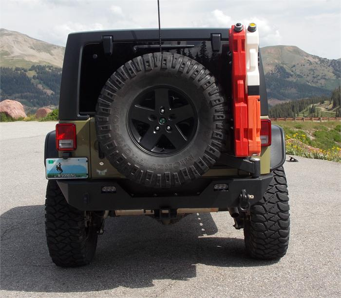 Tnt Customs Jeep Jk Swingout Tire Carrier Jtc