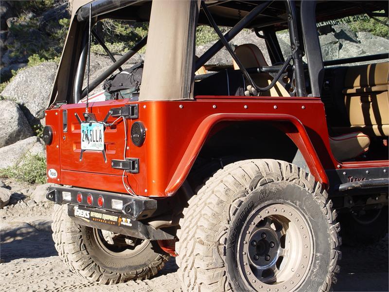 Tnt Tt Tjca on Jeep Wrangler Front Axle Parts