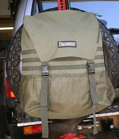 Jeep Wrangler Unlimited Interior >> Trasharoo Spare Tire Trash Bag | CTPGEN2 | JeepinOutfitters
