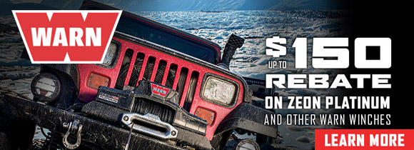 Warn Winch Rebate
