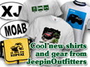 Cool shirts from JeepinOutfitters