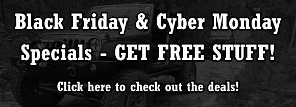 Black Friday / Cyber Monday Deals 2015
