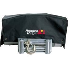 Rugged Ridge Winch Cover, 8,500 and 10,500 winches