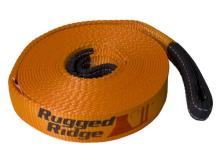 Rugged Ridge Recovery Strap, 3-inch x 30 feet