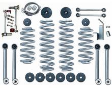 "Rubicon Express 3.5"" Super-Flex TJ suspension lift with MonoTube Shocks"