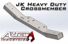 Artec Industries Jeep JK HD Crossmember, 2007-2011