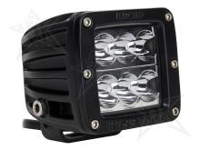 Rigid Industries Dually D2 LED Light - Wide - White - Pair