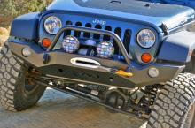 Expedition One Jeep JK Trail Series Front bumper