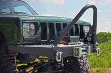 Rough Country Jeep XJ Cherokee Winch Bumper