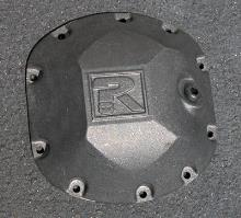 Riddler Mfg. Differential Cover - Iron - Dana 35