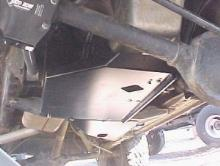 Skid Row Jeep Grand Cherokee ZJ Engine Skid Plate